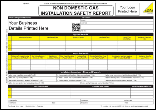 Landlord Gas Safety Certificate P & S Gas Safe Engineers London