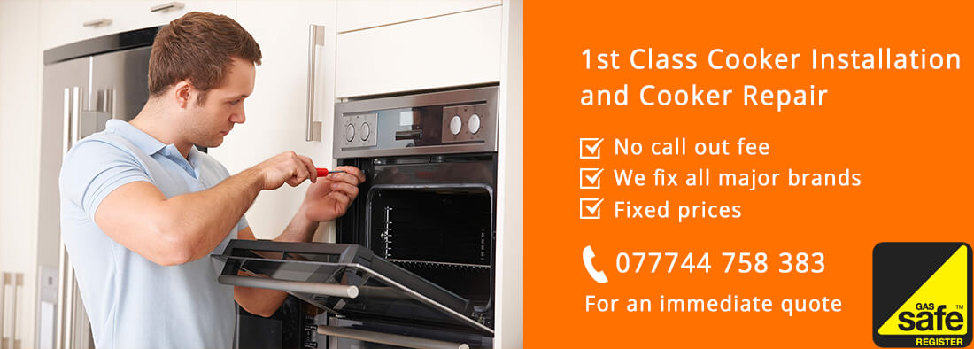 Cooker Repair and Cooker Installation
